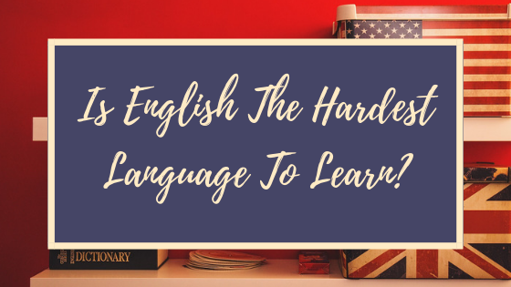 english hardest language to learn