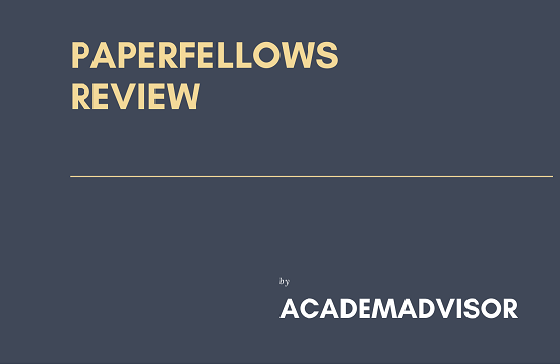 paperfellows review